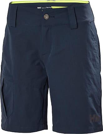 Helly Hansen Mens W Qd Cargo Shorts Tracksuit Bottoms, Blue (Azul Navy 597), (Size: 31)
