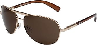 2a0de57411 Burgmeister Gafas de sol Aviador SBM131-122 para hombre, Gold