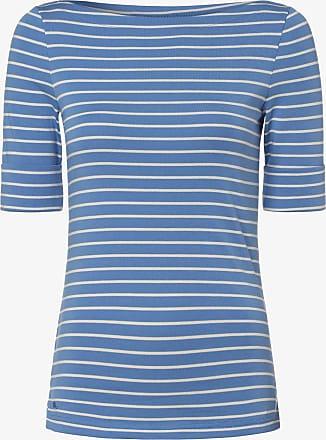Lauren Ralph Lauren Damen T-Shirt blau