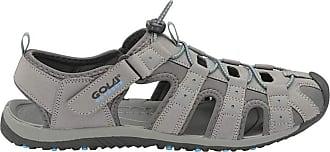 Gola Ladies Shingle 2 Sports Walking/Trekking Sandals UK Sizes 3,4,5,6,7,8, (Grey/Teal, 4)