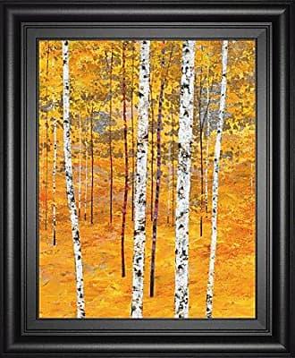 Classy Art Iridescent Trees IV by Alex JAWDOKIMOV