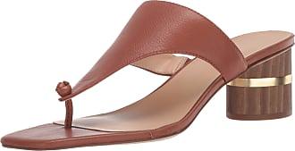 Franco Sarto womens H0913L1 Marguet Sandals Brown Size: 4.5 UK