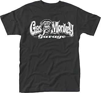Gas Monkey Garage Dallas Texas T-Shirt (Medium) Black