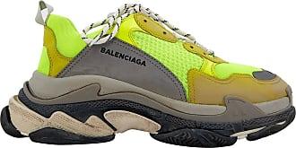 S basses toile Balenciaga Triple OccasionBaskets en WedoBEQrCx