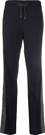 Fabiana Filippi side panel tracksuit trousers - Black