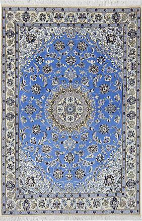 Nain Trading 173x119 Tappeto Fatto A Mano Nain 9La Grigio Scuro/Blu (Lana, Persia/Iran)