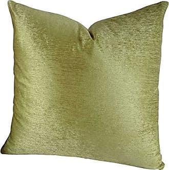 Plutus Brands Plutus Winding Road Zest Handmade Throw Pillow 12 x 20 Cream/Gold