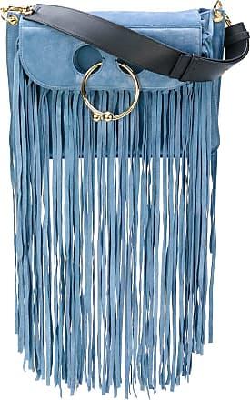 J.W.Anderson Bolsa tiracolo Pierce - Azul