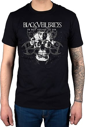 AWDIP Official Black Veil Brides Im Not Afraid to Die T-Shirt