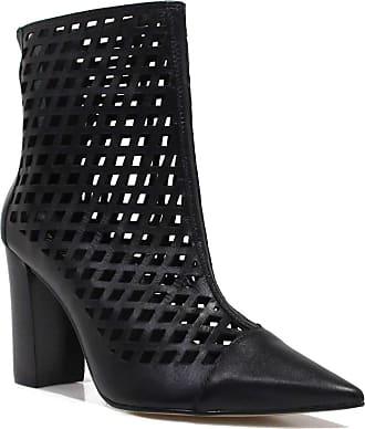 Zariff Bota Zariff Shoes Ankle Boot Vazado