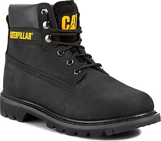 486994e175ee20 CAT Bottes de randonnée CATERPILLAR - Colorado WC44100909 Black