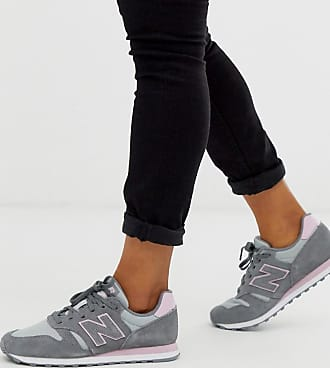 New Balance Damen-Sneaker in Grau | Stylight