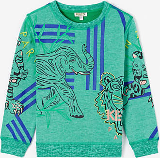 Kenzo Sweatshirt multi-icons Disco Jungle