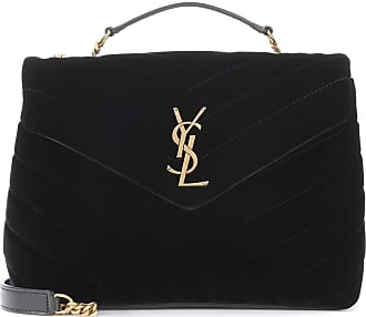 6fc388e46856b Saint Laurent Borsa Loulou Monogram Small in velluto