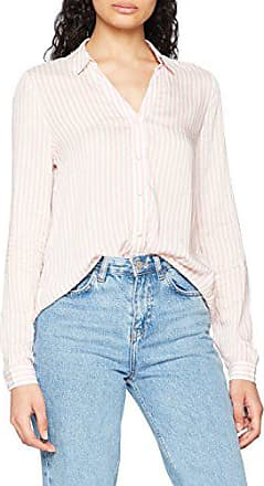 Only Onlrica L//S Pleat Shirt Wvn Camicia Donna
