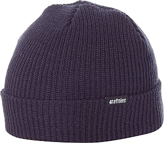 Etnies Mens Warehouse Beanie Hat, Navy, One Size