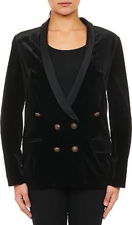 Robert Graham Womens Hadleigh Velvet Blazer In Black Size: XS by Robert Graham