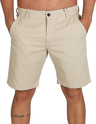 Lost Bermuda Casual Chino Lost Basics - Bege - 40