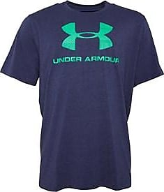 Under Armour loose fit short sleeve jersey t-shirt with HeatGear technology to keep you cool and dry. 1257615-415