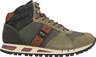 Blauer SCHUHE - High Sneakers & Tennisschuhe auf YOOX.COM