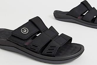c12c14f53 Cartago santorini thong sandals in black