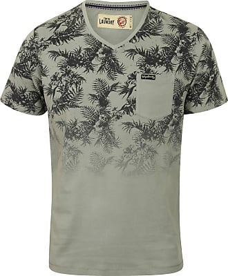 Tokyo Laundry Mens Will T Shirt Griffin Grey - Small
