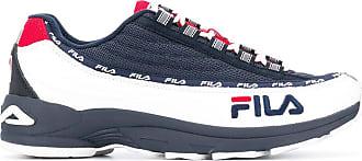 Fila DSTR97 chunky sole sneakers - Blue