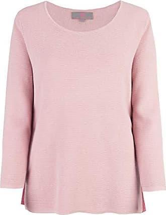 Lieblingsstück Damen Pullover AnnikaL Silber (12) 38: Bekleidung