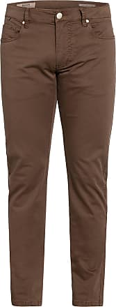 AT.P. CO Hose EVAN Extra Slim Fit - BRAUN