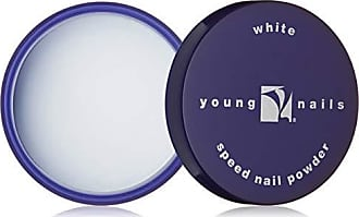 Young Nails Acrylic Speed Powder, White, 85 g