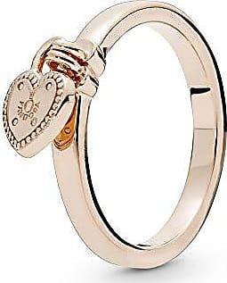 anello pandora bianco