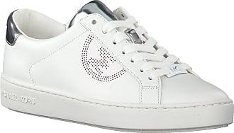 Michael Kors Silberne Michael Kors Sneaker Low Keaton Lace Up