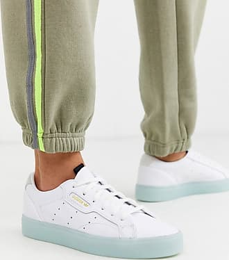 adidas Originals adidas - Sleek - Weiße Sneaker