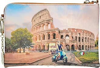 Y Not Y NOT YES-384S0 CLUTCH Women PRESS ROME TU