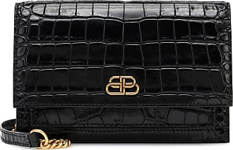 Balenciaga Schultertasche Sharp aus Leder