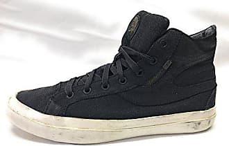 Diesel S-Kwaartzz Herren High Sneaker, Schwarz, Canvas, Gr.43 f53ed20867