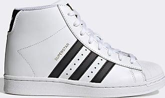 adidas Originals Superstar Up sneakers in white