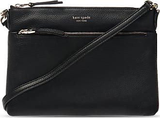 Kate Spade New York Polly Shoulder Bag Womens Black