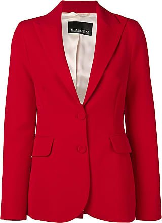 Ermanno slim blazer - Red