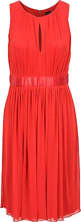 Bonprix rotes kleid mit punkten