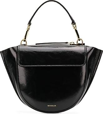Wandler Borsa a spalla Hortensia mini - Di colore nero