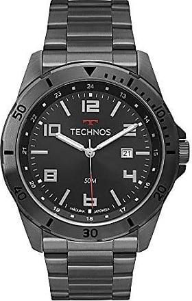 Technos Relógio Technos Masculino Performance Militar 2115MTU/4P