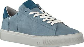 HUB Blaue HUB Sneaker Low Hook-m Cs
