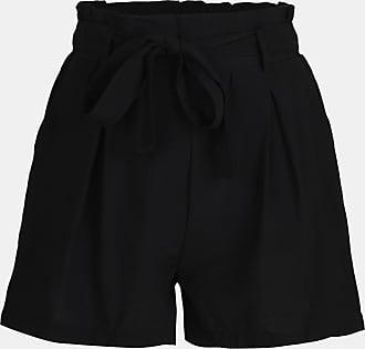 Shoeby Eksept Sahara Short Zwart Dames