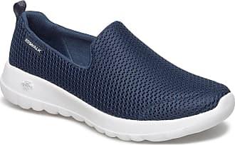 Skechers Womens Go Walk Joy Sneakers Blå Skechers