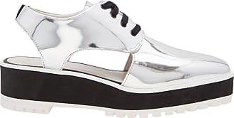 Vinci Shoes Oxford Summer Specchio - Prata