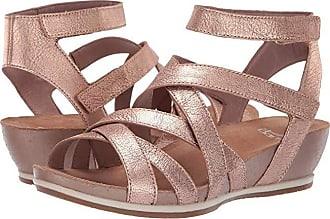 Dansko Veruca (Rose Gold Nappa) Womens Sandals