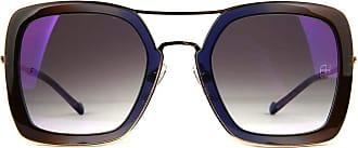 Ana Hickmann Óculos de Sol Ana Hickmann Ah3199 C01/51 Dourado