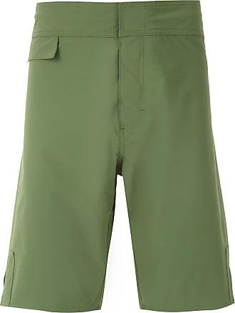 Amir Slama Klassische Shorts - Grün
