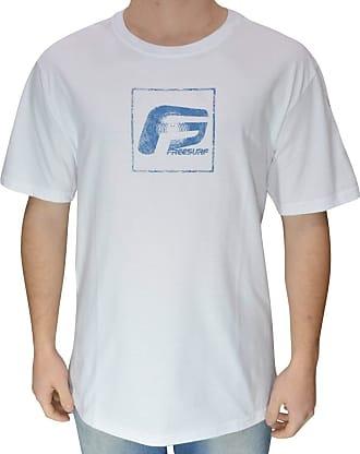 Free Surf Camiseta Free Surf Na Boa